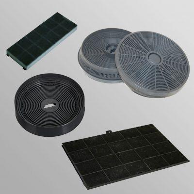 Gartraukių anglies filtrai